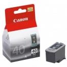 Náplň Canon PG40 - black, černá inkoustová kazeta