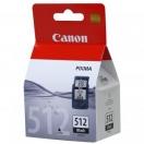 Náplň Canon PG512BK - black, černá tisková kazeta