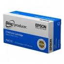 Náplň Epson C13S020447 - cyan, azurová tisková kazeta