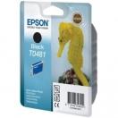 Náplň Epson C13T048140 - black, černá tisková kazeta
