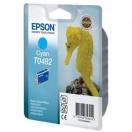 Náplň Epson C13T048240 - cyan, azurová tisková kazeta