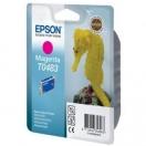 Náplň Epson C13T048340 - magenta, purpurová tisková kazeta