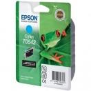 Náplň Epson C13T054240 - cyan, azurová tisková kazeta