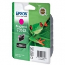 Náplň Epson C13T054340 - magenta, purpurová tisková kazeta