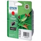 Náplň Epson C13T054740 - red, červená inkoustová náplň do tiskárny