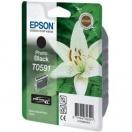 Náplň Epson C13T059140 - photo black, photo černá tisková kazeta