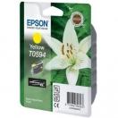 Náplň Epson C13T059440 - yellow, žlutá tisková kazeta