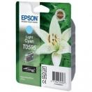Náplň Epson C13T059540 - light cyan, světle azurová tisková kazeta