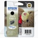 Náplň Epson C13T06114010 - black, černá tisková kazeta