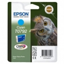 Náplň Epson C13T079240 - cyan, azurová tisková kazeta