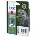Náplň Epson C13T079340 - magenta, purpurová tisková kazeta
