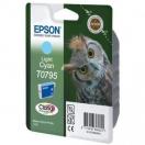 Náplň Epson C13T079540 - light cyan, světle azurová tisková kazeta