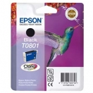 Náplň Epson C13T08014011 - black, černá tisková kazeta