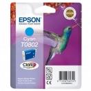 Náplň Epson C13T08024011 - cyan, azurová tisková kazeta
