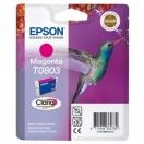 Náplň Epson C13T08034011 - magenta, purpurová tisková kazeta