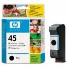 Náplň HP 51645AE, HP č.45 - black, černá tisková kazeta