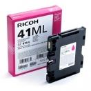 Náplň Ricoh 405767 - magenta, purpurová gelová náplň do tiskárny