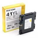 Náplň Ricoh 405768 - yellow, žlutá gelová náplň do tiskárny