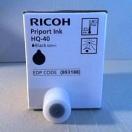 Náplň Ricoh 817225 - black, černá inkoustová kazeta