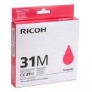 Ricoh originální gelová náplň 405690, Typ GC 31M, magenta, Ricoh GXe2600N/GXe3000N/GXe3300N/GXe3350N