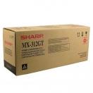 Sharp MX-312GT black - černá barva do tiskárny