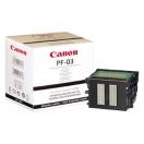 Tisková hlava Canon PF03 - black, černá tisková hlava do tiskárny
