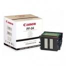 Tisková hlava Canon PF04 - black, černá tisková hlava do tiskárny