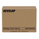 Toner Develop 4827000076 - black, černá barva do tiskárny
