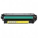 Toner HP CE252A - yellow, žlutá barva do tiskárny