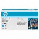 Toner HP CE261A - cyan, azurová barva do tiskárny