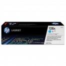Toner HP CE321A - cyan, azurová barva do tiskárny