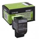Toner Lexmark 80C2SK0 - black, černá barva do tiskárny