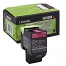 Toner Lexmark 80C2SM0 - magenta, purpurová barva do tiskárny
