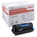 Toner OKI 45439002 - black, černá barva do tiskárny