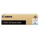 Válec Canon CEXV34C cyan - azurový
